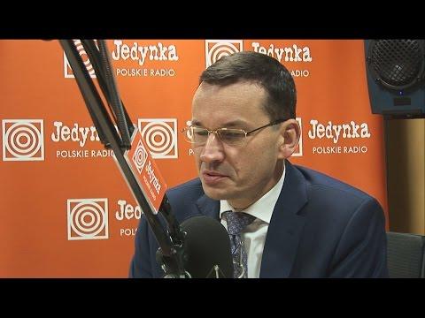 watch Mateusz Morawiecki: chcemy uwolnić przedsiębiorczość