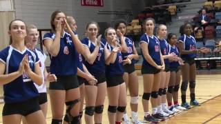 Boston Pizza MHSAA AAAA Varsity Girls Volleyball Championships