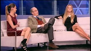 Melissa Satta, Fiammetta Cicogna, Antonella Mosetti - Tiki Taka 9.2.2015