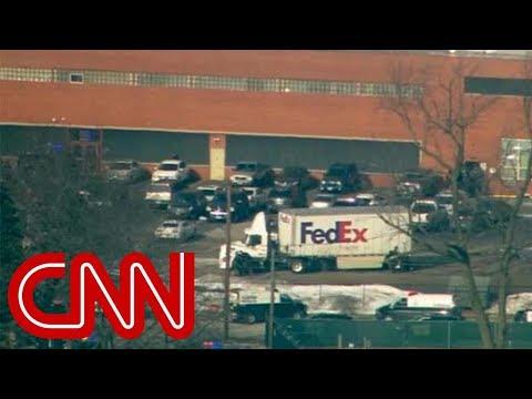 Xxx Mp4 Police Active Shooter At Aurora Illinois Business CNN Breaking News 3gp Sex