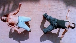 Rahul Dev & Nagarjuna Climax Fight Scene || Mass Movie