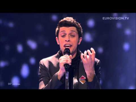 Xxx Mp4 Aram MP3 Not Alone Armenia LIVE Eurovision Song Contest 2014 Grand Final 3gp Sex