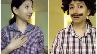 'Kanden Kaadhalai' santhanam comedy dubsmash by Rashmica