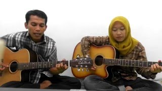 Erna and Friend (Bukan rayuan gombal Cover)