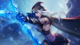 League of Naughty - Twitch loves the smell of Ashe's