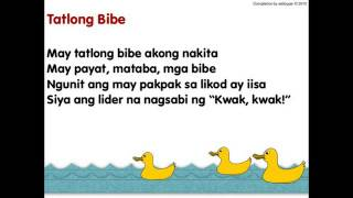Tatlong Bibe  [ Techno DanzMix ] 140.00