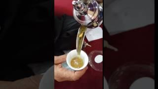 Tea time in Saudi Arabia