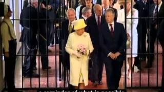 The Queen's Christmas Message 2014 (with subtitles) Elizabeth II speaks to the Commonwealth