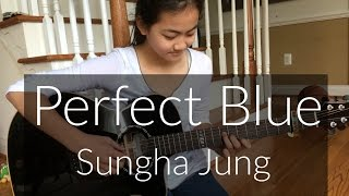 Perfect Blue ~ Sungha Jung | Fingerstyle Guitar Cover by Lanvy