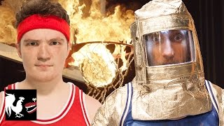 NBA Jam in Real Life - Immersion