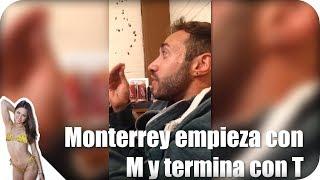 ¡Solo los genios logran entender este vídeo! | Monterrey empieza con M y termina con T