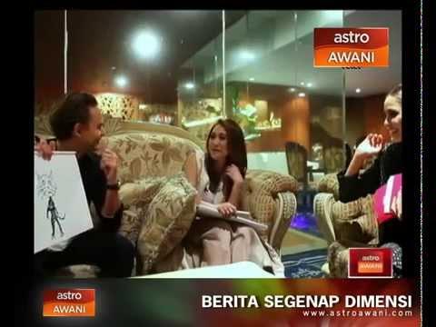 Eksklusif Bunga Citra Lestari & Ashraf Sinclair