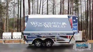 Tailgating and Promotional Entertainment Trailers