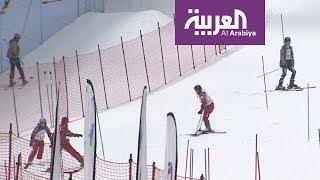 صباح العربية | بطولات ثلجية عالمية في صحراء دبي