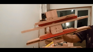 How to make simple clamp (for any size wood project) easy as 1, 2, 3   Costs £0 to make