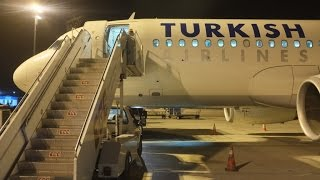 TRIPREPORT | TURKISH AIRLINES ISTANBUL-STOCKHOLM | A320 | Airflyi