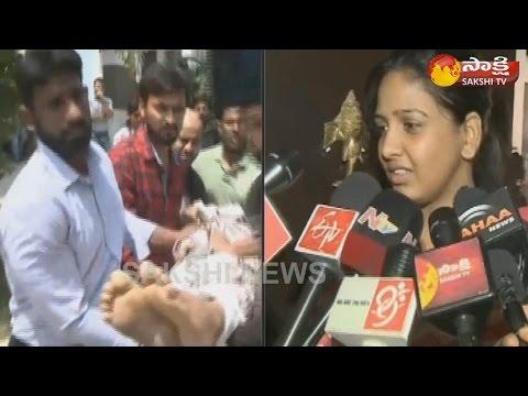 Telugu TV Serial Artist Pradeep's wife responses to media