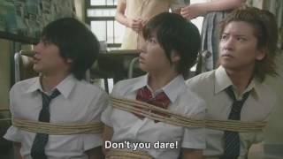 Yamada and Miyamura sick rap - Grab the slippery fish