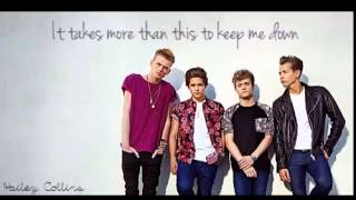 The Vamps - Risk it all (lyrics)