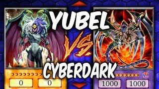 Yugioh YUBEL vs CYBERDARK (Yu-gi-oh Deck Duel!)
