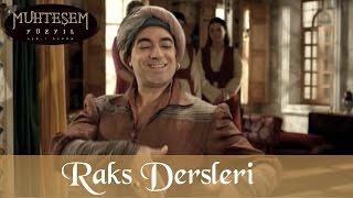 Gül Ağa ve Sümbül Ağa'dan Raks Dersleri - Muhteşem Yüzyıl 48.Bölüm