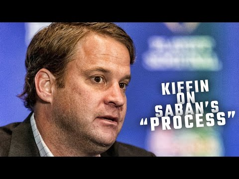 Lane Kiffin recalls Nick Saban s strict style and ass chewings