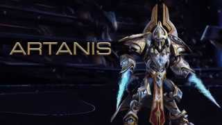 Cinématique d'Artanis - Heroes of the Storm FR