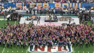 Aerosmith - Baby Please Don't Go & Dream On ...Live At Superbowl 2004