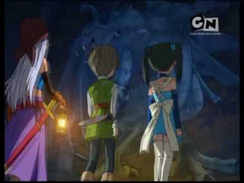 Blue Dragon episodio 30 Il drago nero ita parte 1