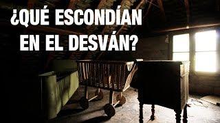 EL HOTEL MÁS EXTRAÑO QUE HE VISITADO - con un SINIESTRO DESVÁN