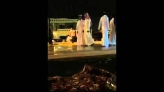 تحرش وقلة ادب على بنات سعوديات