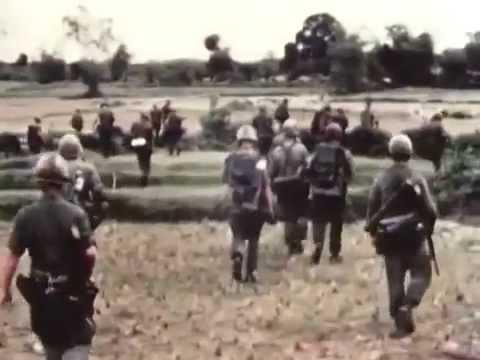 US Marines vs Vietcong in Vietnam Contact Ambush 1966 USMC 13min