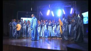 KENYA POWER CHOIR performing a 'Luo Folk Song' on THE KWAYA