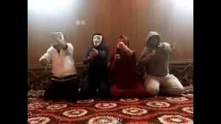 كيك رقص شباب سعودي جو وناسة فلة