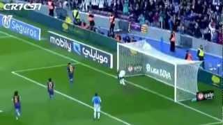 Lionel Messi All 50 Goals 2011/2012 Primera División