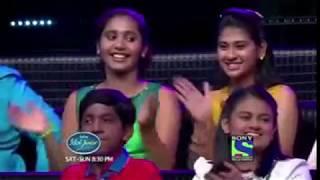 Indian Idol Junior 2015   Nahid sings Sawaar Loon   Promo   360P
