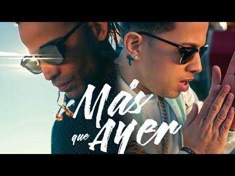 Arcángel y De La Ghetto - Más Que Ayer [Official Video]