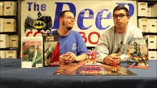 The Deep Comics Flashback  Arrow/Flash Special.