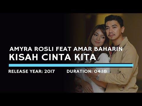Amyra Rosli Feat. Amar Baharin - Kisah Cinta Kita (Lyric) mp3
