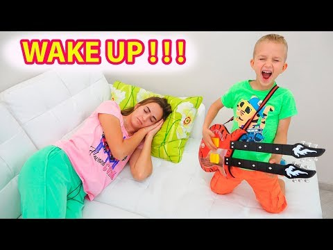 Xxx Mp4 Vlad And Nikita Play Musical Instruments And Wake Up Mom 3gp Sex