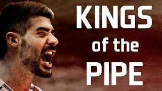 KINGS of the Pipe | Volleyball
