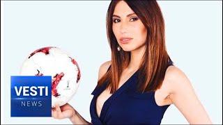 Iranian Sharia Censors Demand Russian TV Hostess Not Wear Dress During World Cup Drawing