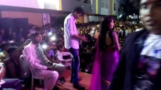 Nirbhay Tiwari and Aaradhya Sharma Super Hit Stage Show 2016
