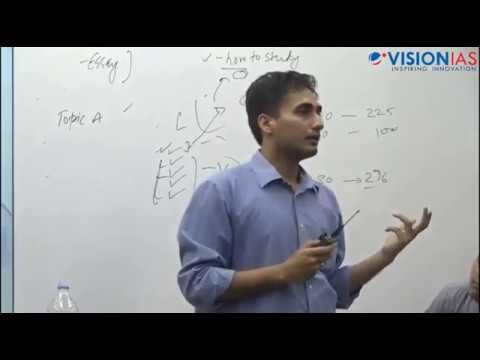 Topper s Talk with Gaurav Agarwal AIR 01 CSE 2013