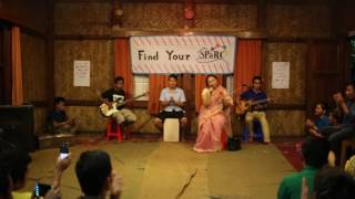 Chakma Songs by : Alpona Chakma (SPaRC)