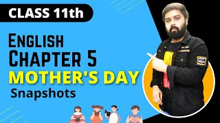 mother's day class 11 in hindi