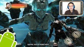 El God of War para Móviles Android..!! Godfire