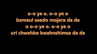 Girls' Generation - I Got a Boy Lyrics