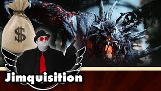 A Cautionary Post-Mortem Of Evolve (The Jimquisition)
