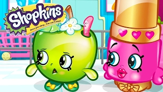 Shopkins | THE SHOPKINS PLAY AND MORE COMPILATIONS | Shopkins cartoons | Toys for Children